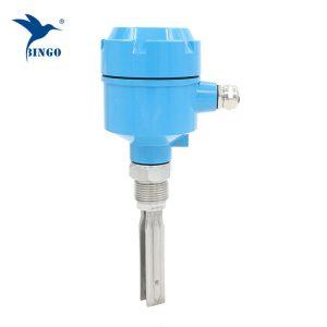 Tuning gaffel nivå switch för solid, vibrerande stång nivå switch