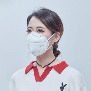 n95 engångsandningsdroppsbeständig kirurgisk mask