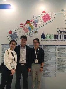 Asien vatten 2016