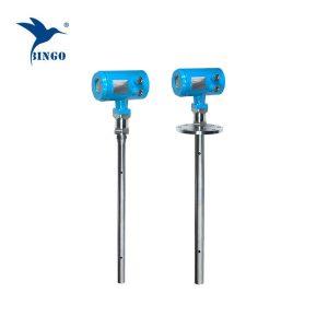billig styrd vågradarnivå sändare 4-20ma vattennivå sändare