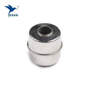 cylinderformad rostfritt stålflödesbalk nivåmagnetbrytare