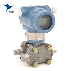 Differenstrycksgivare för luftgasvätska