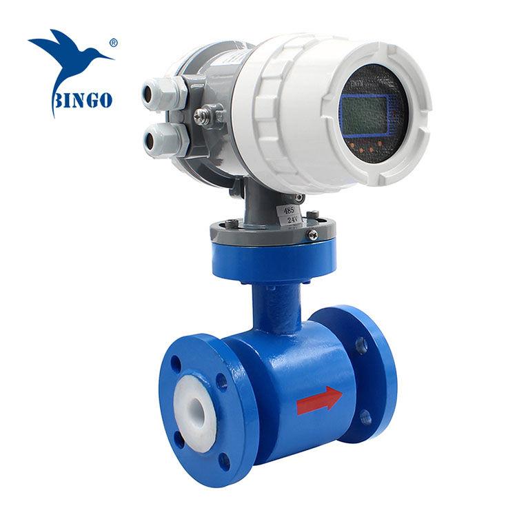 Elektromagnetisk flödesmätare för vattenElektromagnetisk flödesmätare för vatten