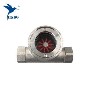 Högtemperaturgivare för vattenflödesmätare