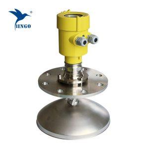 högfrekvent 4-20mA hart-utgång radarnivånsändare för starkt damm
