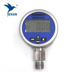 Intelligent Vakuum Digital Tryckmätare, LCD, LED Display, 100MPa Mätare