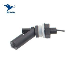 M16 trådanslutning svart horisontell elektrisk vattenflödesbrytare för vattendispenser