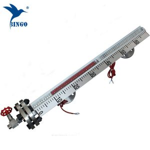 Sidomonterad SUS304SUS316L magnetisk nivåmätare