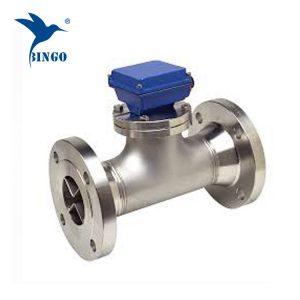 gängad digital turbinens vattenflödesmätare
