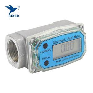 flytmätare för flytande kristallflödesmätare