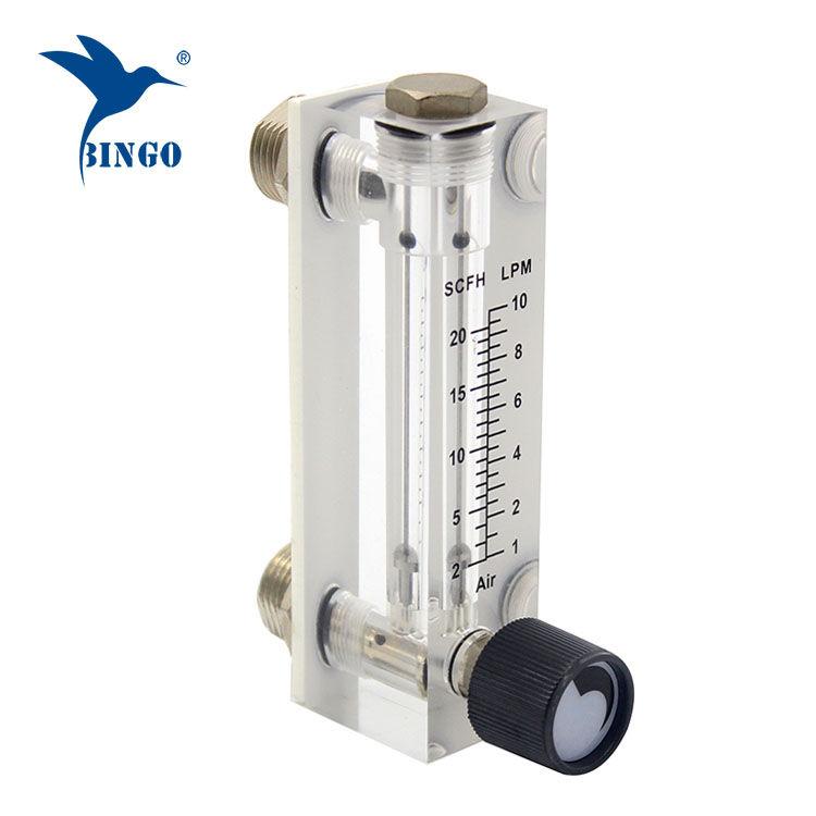 Vattenflödesmätare med SUS304 Float