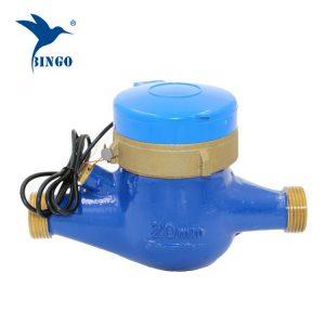 mässingskropp Pulse Vattenflödesmätare pulsgivare (1)