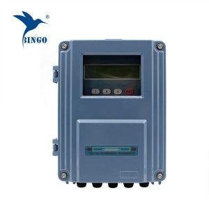 precision väggmonterad / klämma på ultraljudsflödesmätare