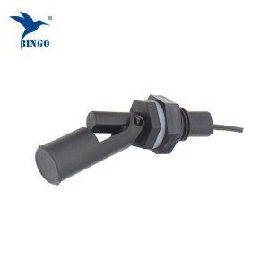 plast horisontal sida monterad 2 trådar magnetisk vätskenivå float switch för hög / låg nivå med switch signal