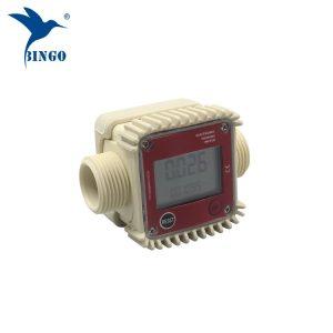 flödesmätare för digital bränslevattensturbin