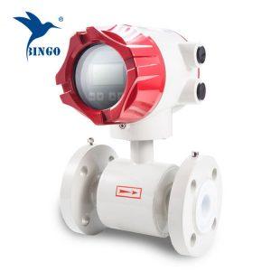smart och låg pris elektromagnetisk flödesmätare, känd varumärke vattenflödesmätare producent.