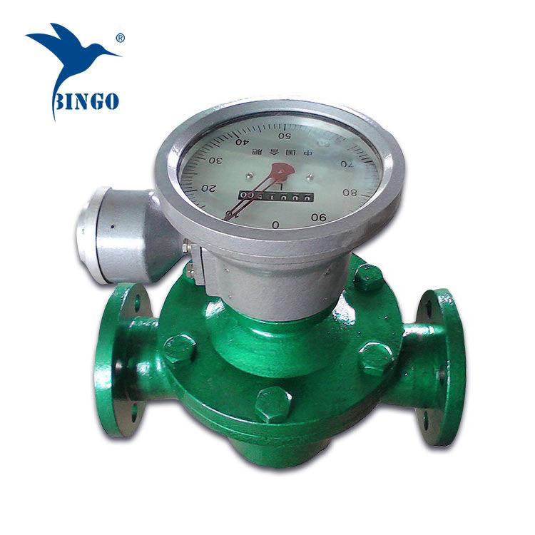 oval växelströmsmätare dieselbränslemätare