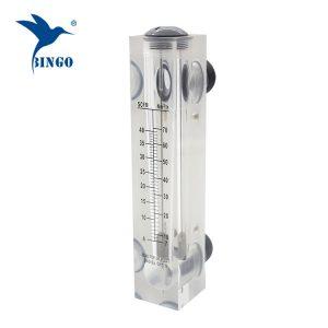 billiga vattenflödesmätare panelflödesmätare / vätskeflödesmätare som används i ro system / luftflödesmätare